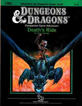Death's Ride (Dungeons & Dragons module CM2)