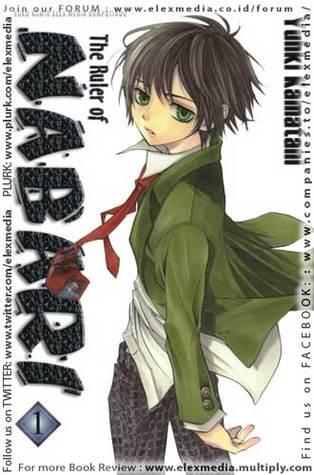 The Ruler of Nabari Vol. 01