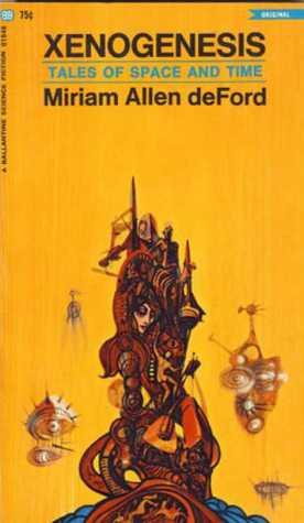 Cover image - Xenogenesis (Goodreads)