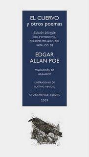 El cuervo y otros poemas by Edgar Allan Poe