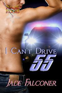 I Can't Drive 55 by Jade Falconer