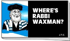 Where's Rabbi Waxman? by Jack T. Chick