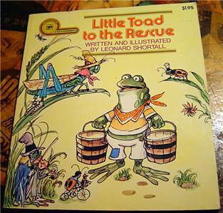 Little Toad to the Rescue