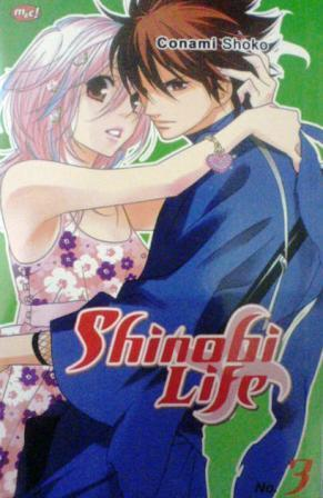 Ebook Shinobi Life, Volume 3 by Shoko Conami read!