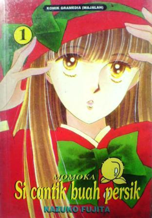 Momoka: Si Cantik Buah Persik No. 1
