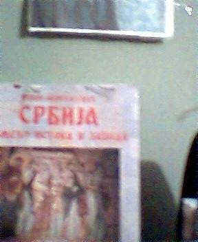 The Two Gifts (Books) General Ratko Mladic Gave to Me 2002 on My Summer Vacation