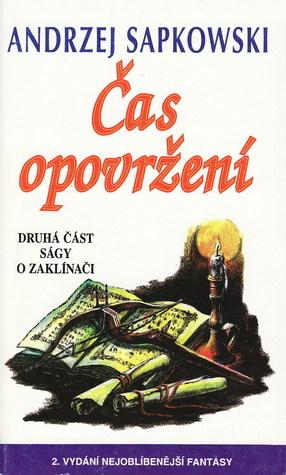 Čas opovržení by Andrzej Sapkowski