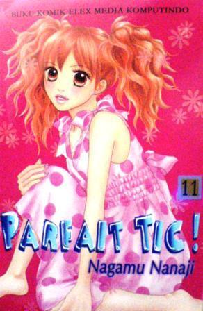 Parfait Tic! 11 by Nagamu Nanaji