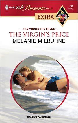 The Virgin's Price by Melanie Milburne