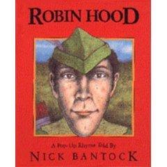 Robin Hood by Nick Bantock