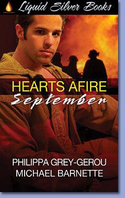 Hearts Afire by Philippa Grey-Gerou