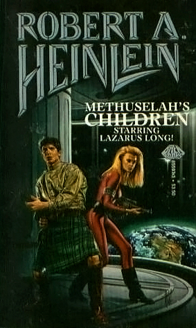 "Methuselah's Children                  (Future History or ""Heinlein Timeline"" #22)"