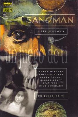 The Sandman: Un juego de ti (The Sandman #5, Colección Vertigo #248)