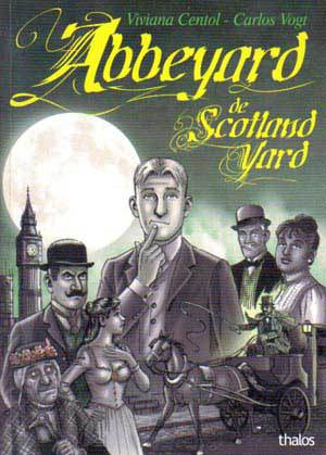 Abbeyard de Scotland Yard by Viviana Centol
