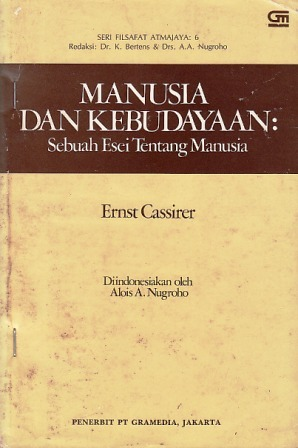 cassirer essay on man Discover ernst cassirer famous and rare quotes share ernst cassirer quotations about giving man is always inclined to regard the small.