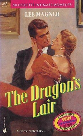 The Dragon's Lair (Heart of Danger, #2)