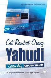 Cat Rambut Orang Yahudi by Chappy Hakim