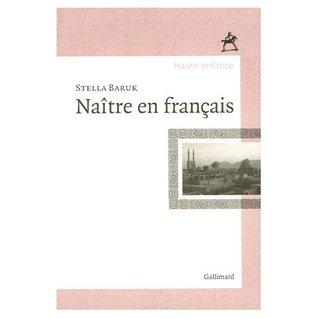 Naître en français