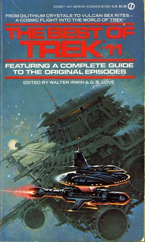 The Best of Trek: From the Magazine for Star Trek Fans (Best of Trek, #11)