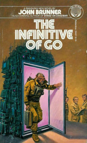 Ebook The Infinitive of Go by John Brunner read!