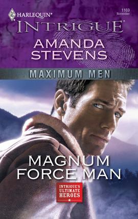 Magnum Force Man (Maximum Men #1)