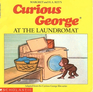 Curious George at the Laundromat