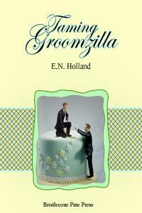 Taming Groomzilla by E.N. Holland