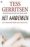Het aandenken by Tess Gerritsen
