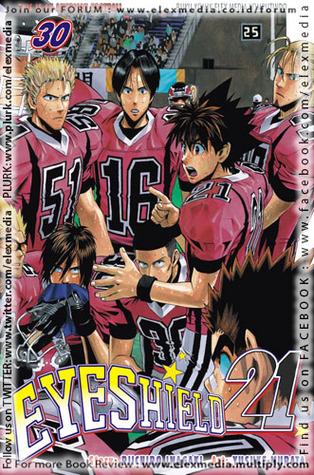 Eyeshield 21 Vol. 30: This is Football