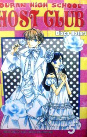 Ebook Ouran High School Host Club, Volume 5 by Bisco Hatori TXT!