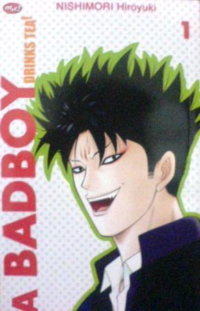 A Badboy Drinks Tea! Vol. 1