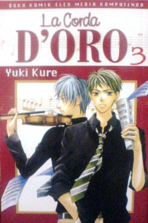 La corda d'oro 3 by Yuki Kure