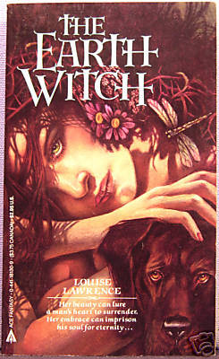 The Earth Witch by Louise Lawrence