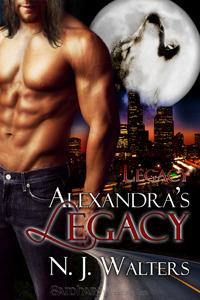 Alexandra's Legacy by N.J. Walters