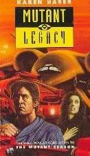 Mutant Legacy (Fire in Winter, #4)