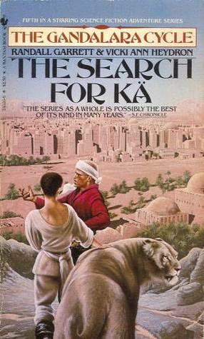 The Search for Kä by Randall Garrett