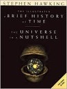 The Illustrated A Brief History of Time/The Universe in a Nut... by Stephen Hawking
