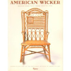 American Wicker: Woven Furniture from 1850 to 1930