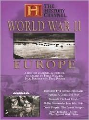 World War II: Europe: A History Channel Audiobook