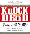 Knock 'em Dead 2009 by Martin Yate