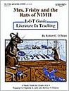 Mrs.Frisby and the Rats of NIMH: A Study Guide