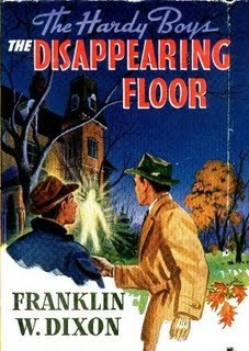 The Disappearing Floor Hardy Boys
