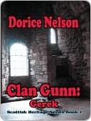 Clan Gunn by Dorice Nelson