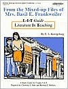 From the Mixed-up Files of Mrs.Basil E. Frankweiler by E. L. Konigsburg, Literature in Teaching Guide, for Grades 4 to 8