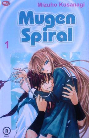 Ebook Mugen Spiral 1 by Mizuho Kusanagi read!