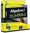 Algebra for Dummies W/Algegra Workbk for Dummies