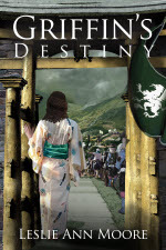 Griffin's Destiny by Leslie Ann Moore