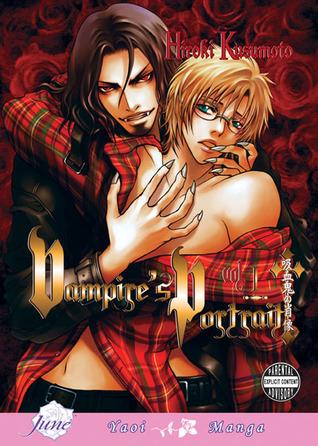 Vampire's Portrait, Volume 1 by Hiroki Kusumoto