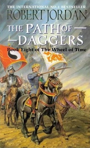 The Path of Daggers(The Wheel of Time 8)