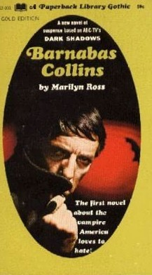 Barnabas Collins by Marilyn Ross
